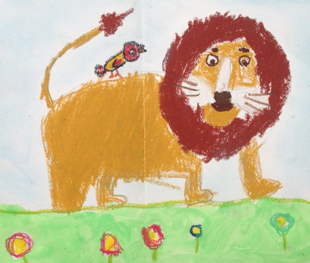 LION HK 7