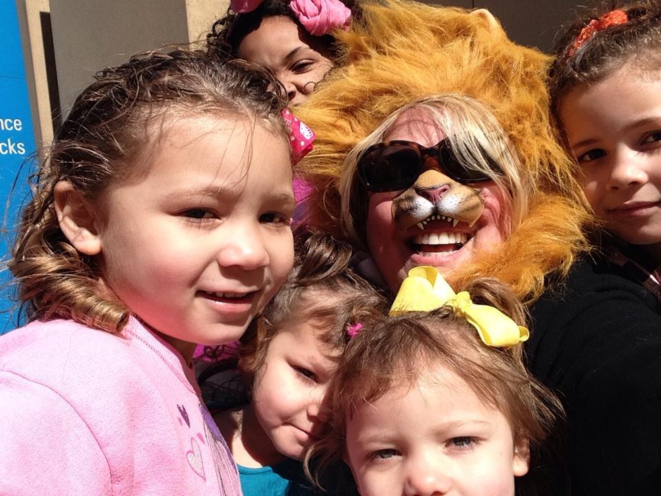LION KIDS 26