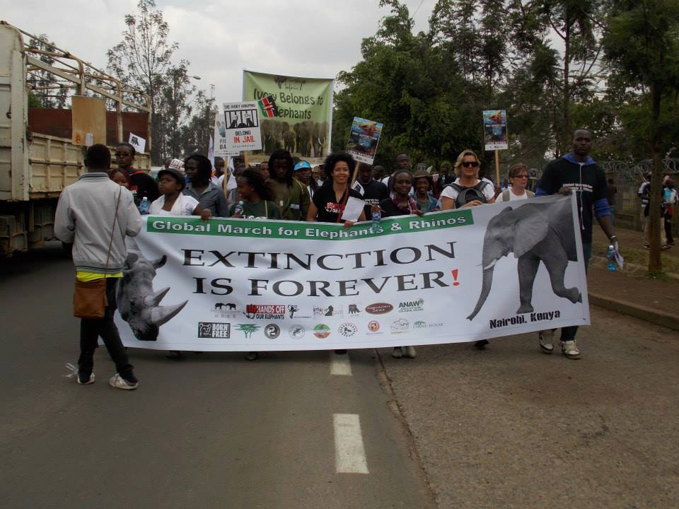 MARCH - NAIROBI 1